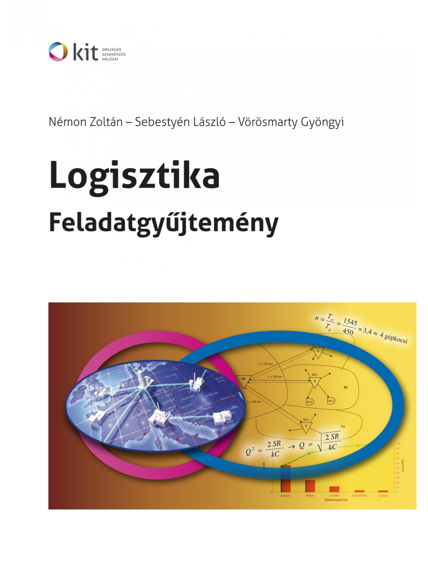 Logisztika feladatgyűjtemény