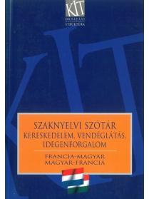 Francia-magyar szaknyelvi szótár (a készlet erejéig)