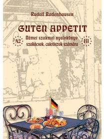 GUTEN APPETIT (+ CD) (Tankönyv)